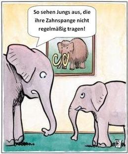 Humor-Zahnarzt