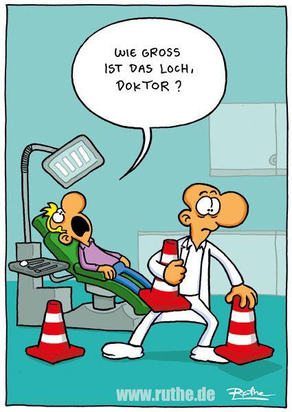 Zahnloch-Witz