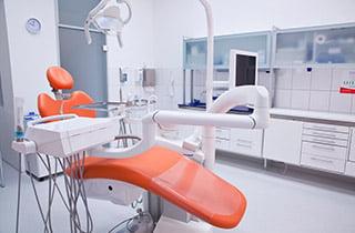 Dental klinik behandlungszimmer
